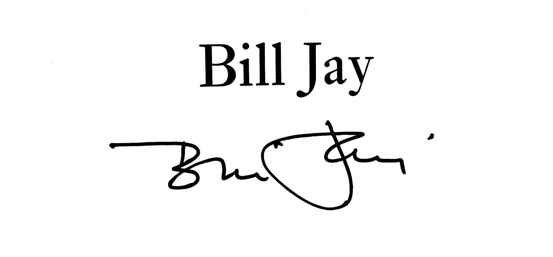 Bill Jay